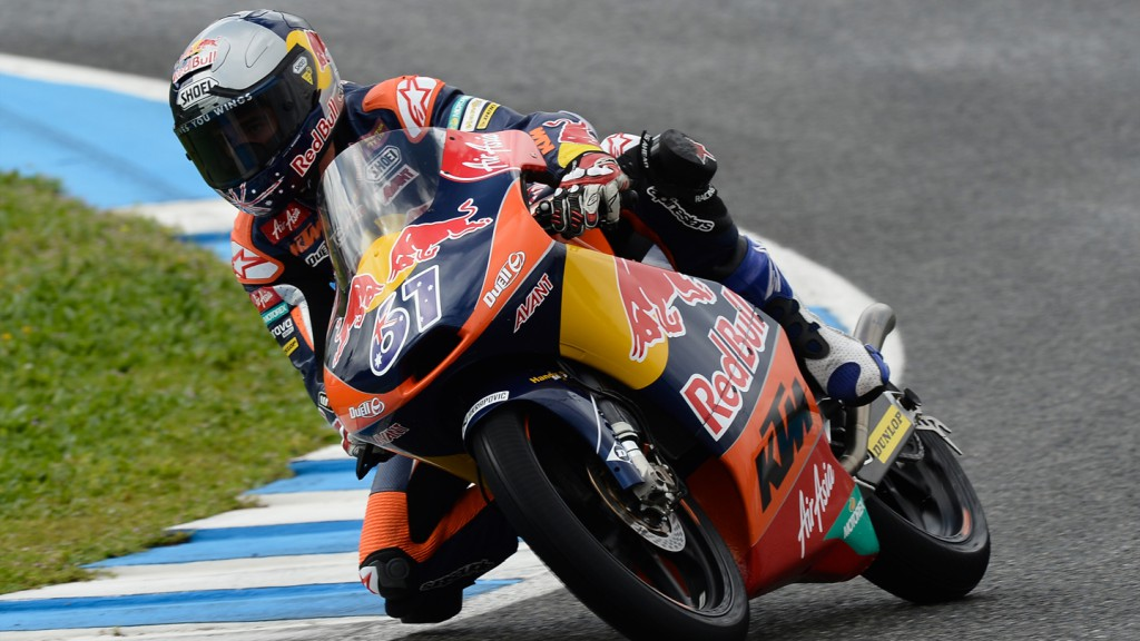 Arthur Sissis, Red Bull KTM Ajo - Jerez Official Moto3™ Test