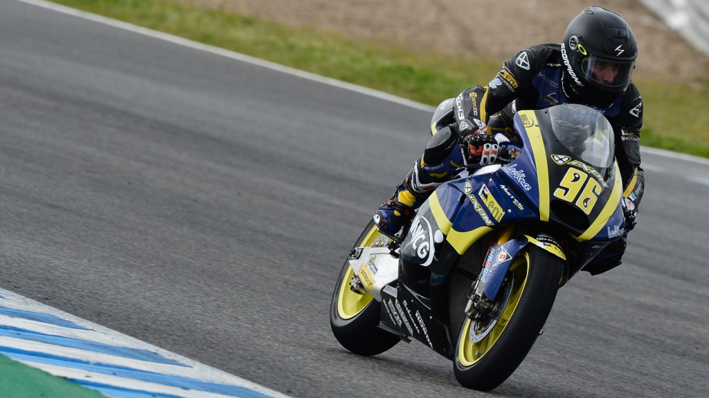 Louis Rossi, Tech3 - Jerez Official Moto3™ Test