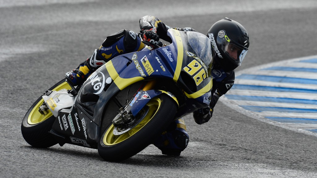 Louis Rossi, Tech 3 - Official Test Jerez