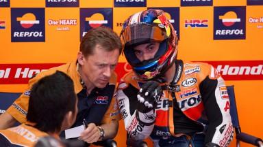 Leitner, Pedrosa, Repsol Honda Team