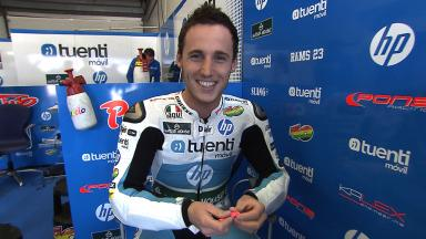 Jerez Official Moto2™ Test - Day 4 Highlights