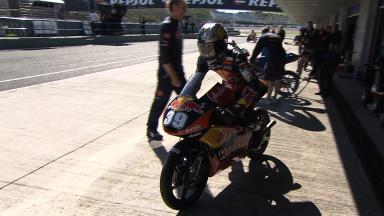 Jerez Official Moto3™ Test - Day 4 Highlights