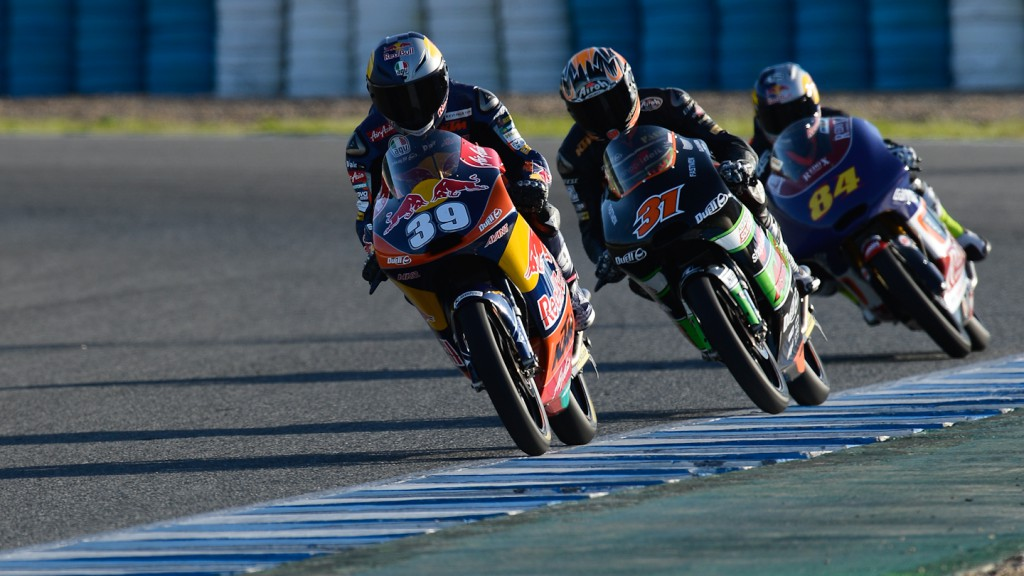 Luis Salom, Red Bull KTM AJO - Jerez Official Moto3™ Test