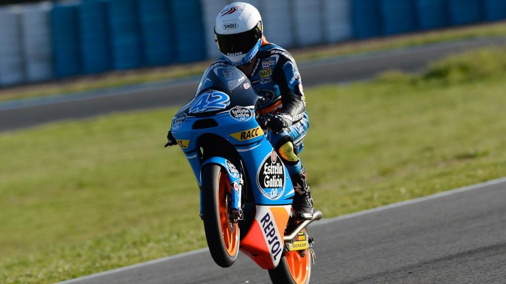 Alex Rins, Estrella Galicia 0,0 - Jerez Official Moto3™ Test
