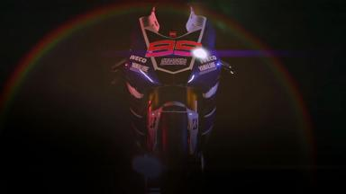 2013 Yamaha Launch - The YZR-M1 unveiling