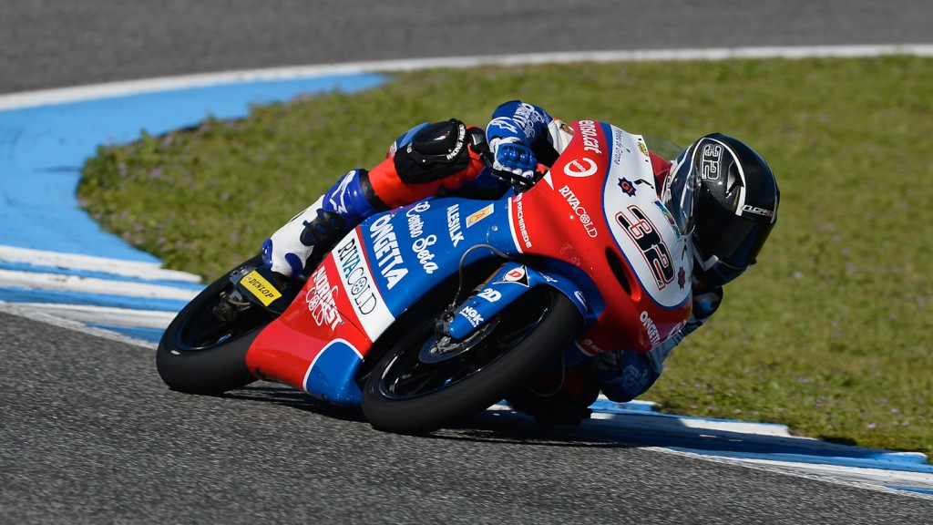 Isaac Viñales, Bimbo-Ongetta-Centro Setta - Jerez Official Moto3™ Test