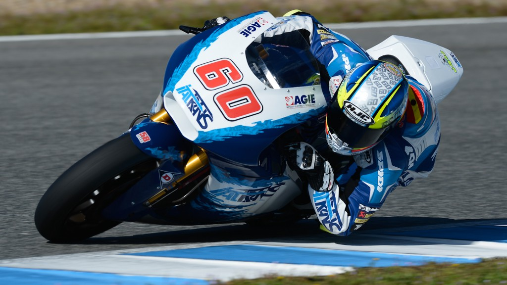 Julian Simon, Italtrans Racing Team - Jerez Official Moto2™ Test