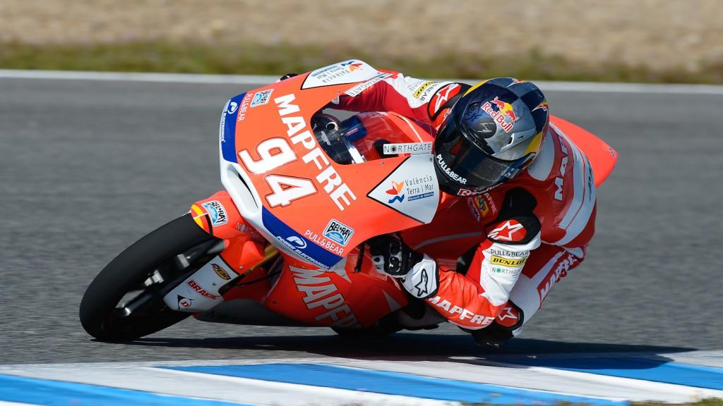 Jonas Folger, Mapfre Aspar Team Moto3 - Jerez Official Moto3™ Test