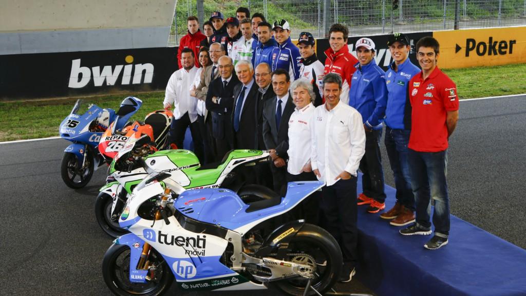 Mediaset España Presentation, Jerez Circuit