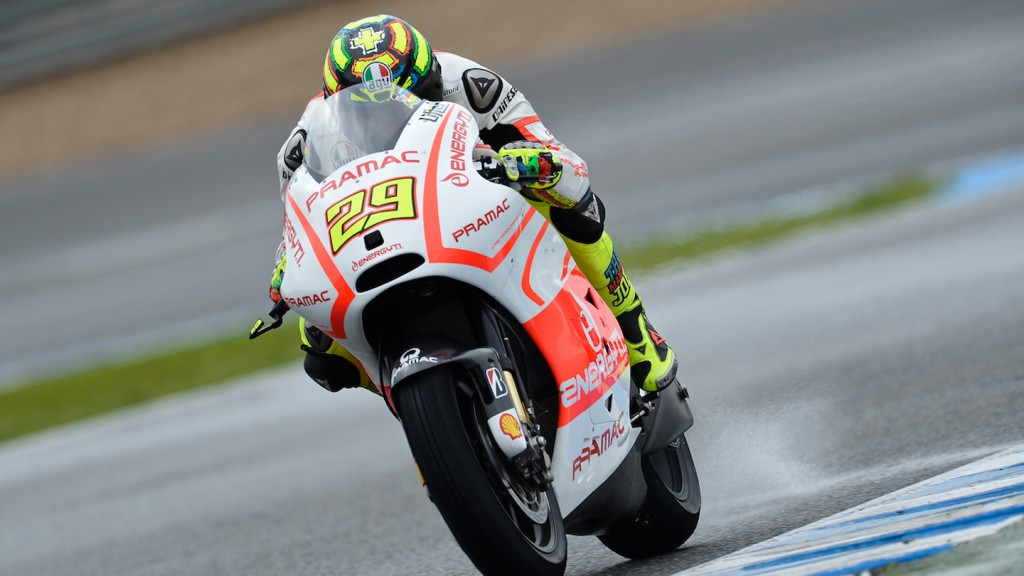 Andrea Iannone, Pramac Racing Team - Jerez Official MotoGP Test