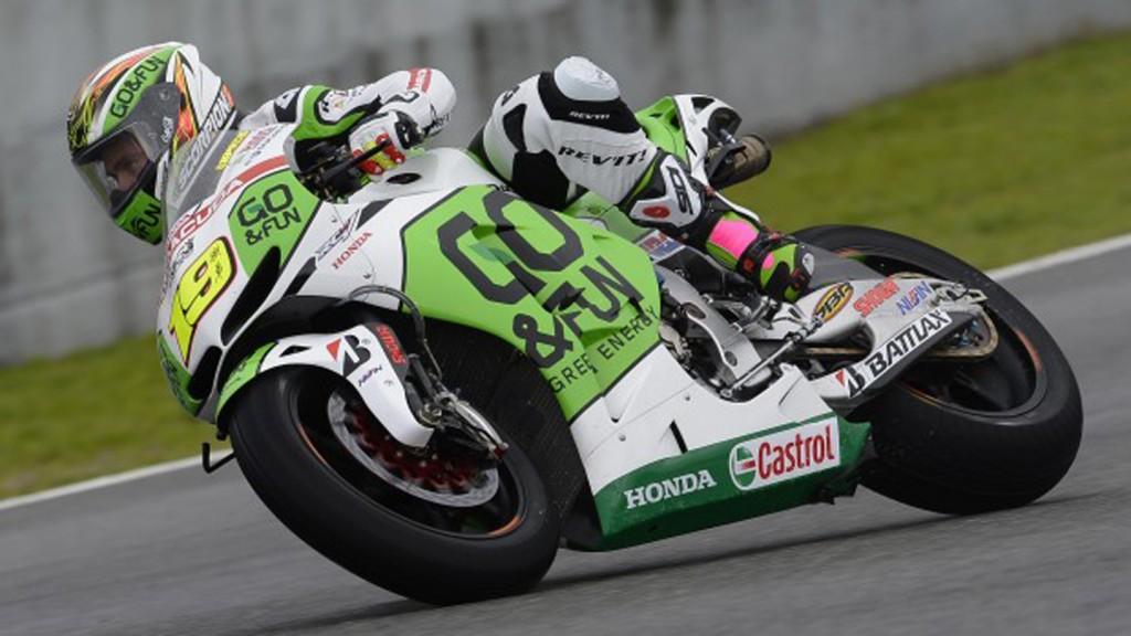 Alvaro Bautista, GO&FUN Honda Gresini - Jerez Official MotoGP Test