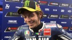 Rossi all smiles to be back on top