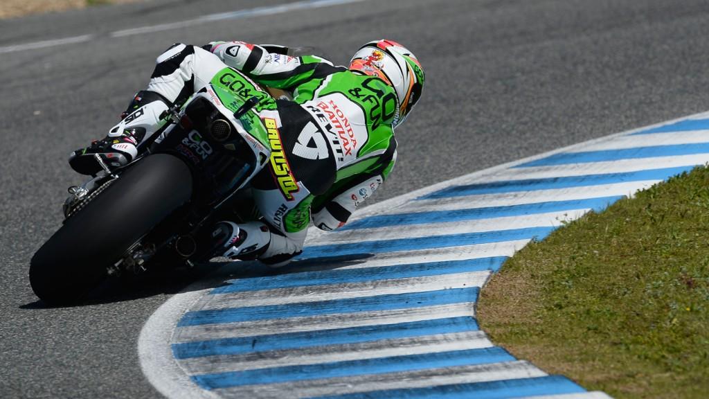 Alvaro Bautista, GO&FUN Honda Gresini- Jerez Official MotoGP™ Test