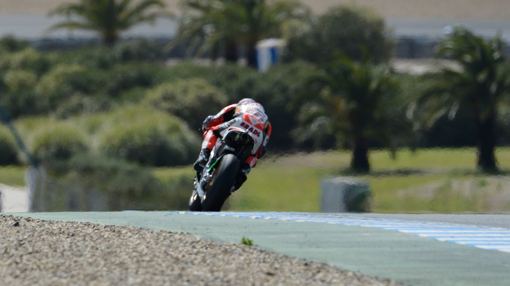 Stefan Bradl, LCR Honda MotoGP- Jerez Official MotoGP™ Test