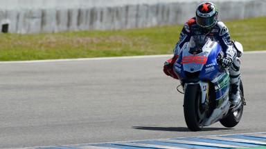 Jorge Lorenzo, Yamaha Factory Racing Team - Jerez Official MotoGP Test