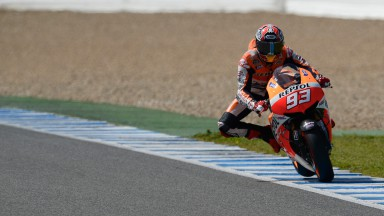 Marc Marquez, Repsol Honda Team - Jerez Official MotoGP™ Test