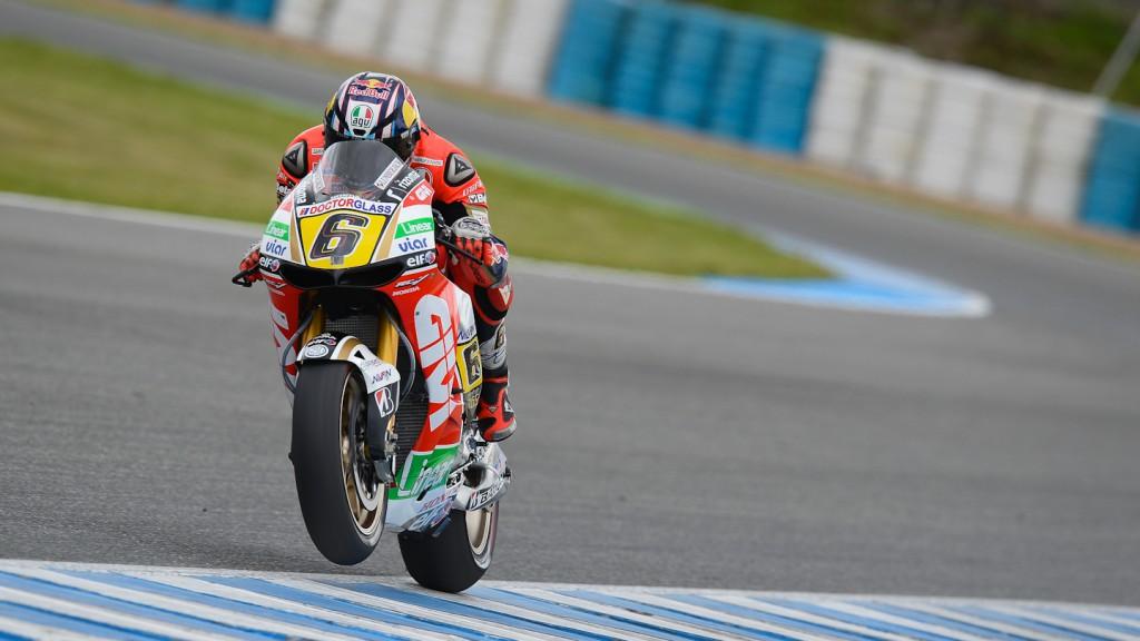 Stefan Bradl, LCR Honda MotoGP - Jerez Official MotoGP Test