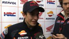 Márquez admits nerves ahead of MotoGP™ debut