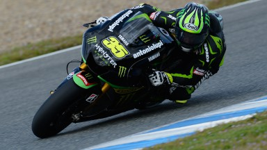 Cal Crutchlow, Monster Yamaha Tech 3 - Jerez Official MotoGP Test