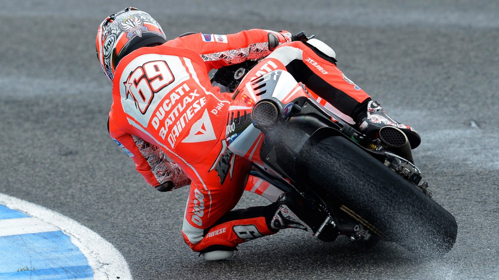 Nicky Hayden, Ducati Team - Jerez Official MotoGP Test