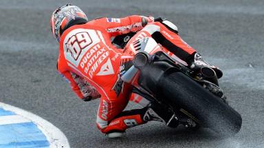 Nicky Hayden, Ducati Team - Jerez Official MotoGP Test