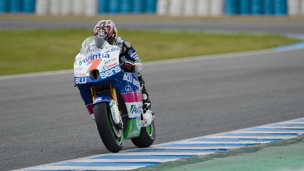 Hiroshi Aoyama, Avintia Blusens - Jerez Official MotoGP™ Test