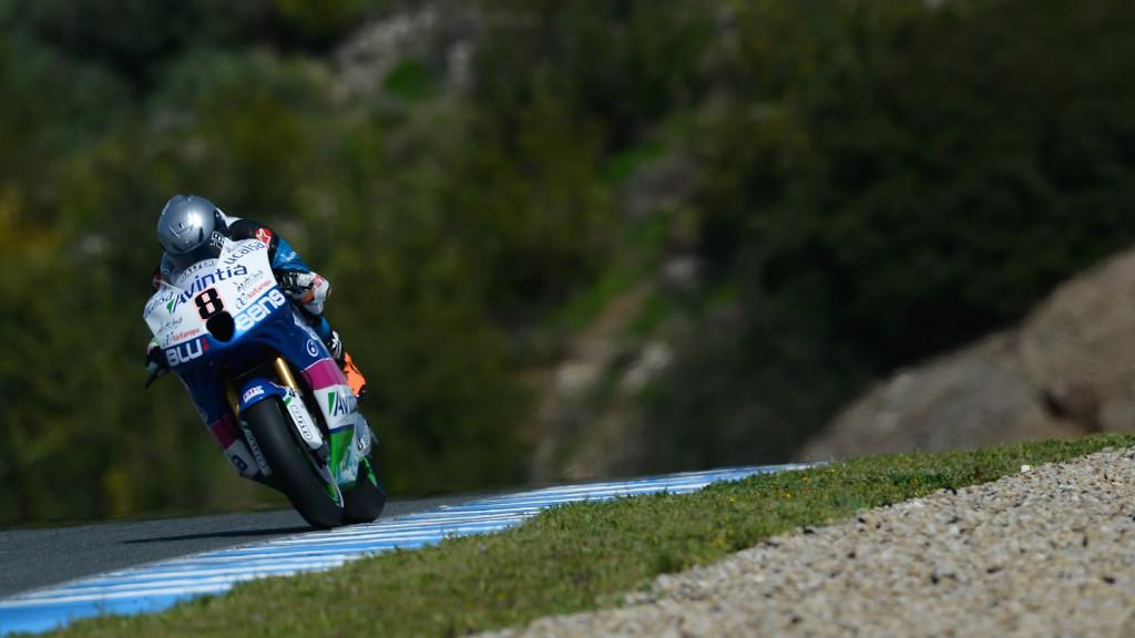Hector Barbera, Avintia Blusens - Jerez Official MotoGP™ Test