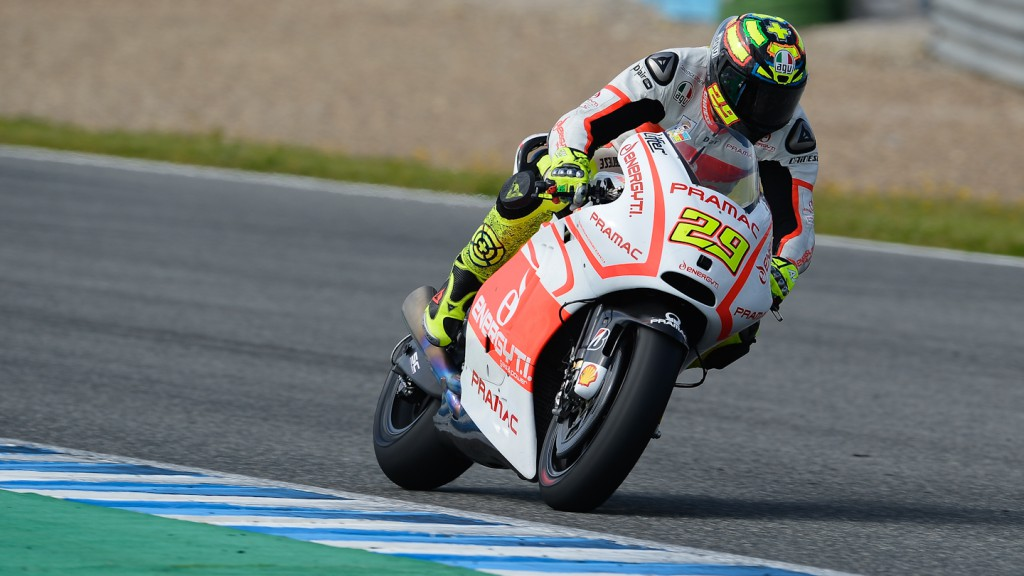 Andrea Iannone, Pramac Racing Team - Jerez Official MotoGP™ Test