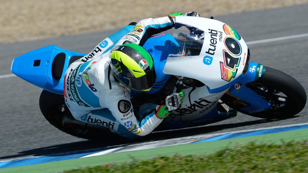 Pol Espargaro, Tuenti HP 40 - Jerez Official Moto2™ Test