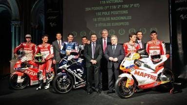 2013 Aspar Teams Presentation