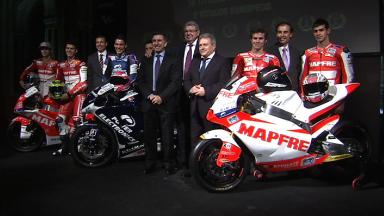 Aspar presents 2013 line-up in Valencia