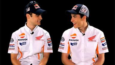 Pedrosa, Marquez, Repsol Honda Team