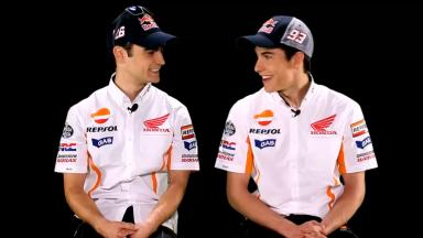 Pedrosa and Márquez: Head-to-head