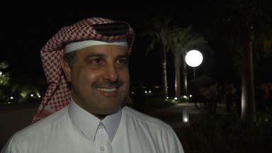 Nasser Khalifa Al Attiya on Qatar GP 10th anniversary