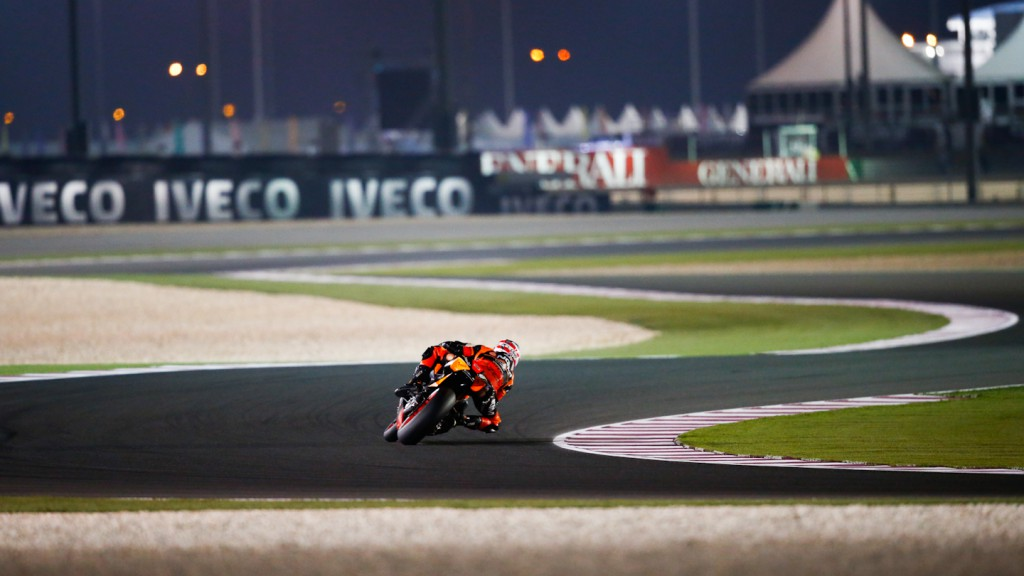 Colin Edwards, NGM Mobile Forward Racing, Qatar FP2