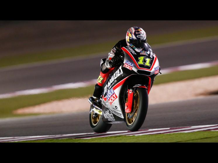 MotoGP Season 2013 - 11sandrocortesejuevesmoto2 fp2qatar s1d9861 slideshow