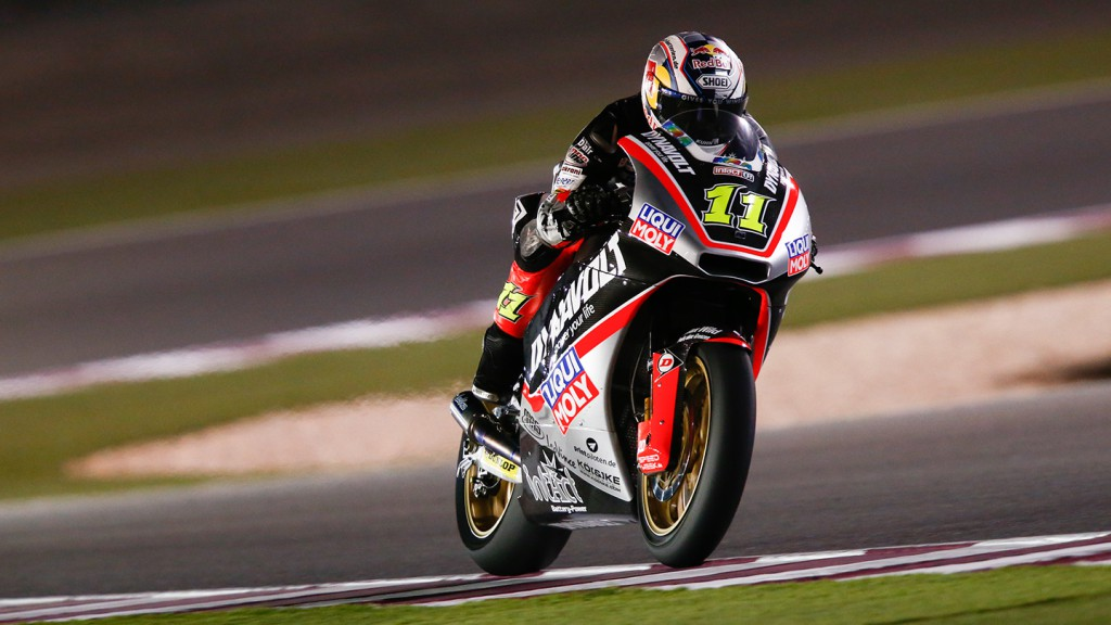 Sandro Cortese, Dynavolt Intact GP, Qatar FP2