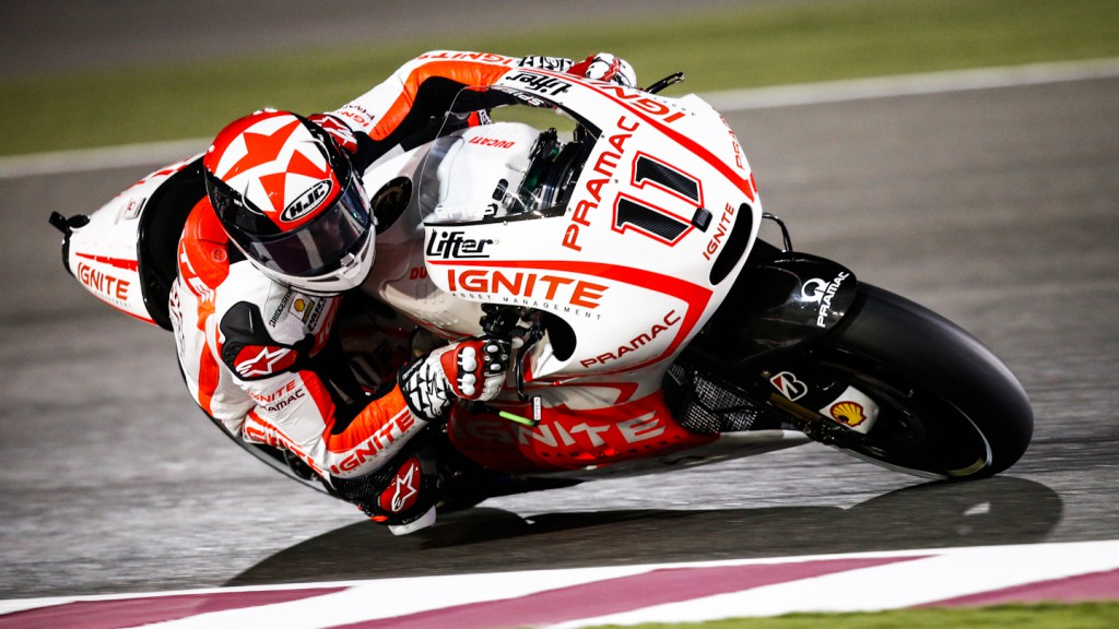 Ben Spies, Pramac Racing Team, Qatar FP1