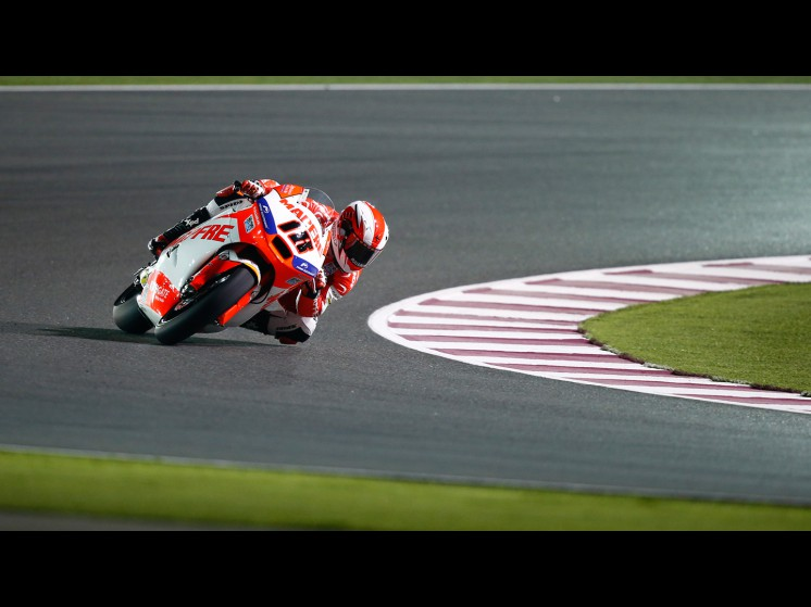 MotoGP Season 2013 - 18nicolasteroljuevesmoto2 fp1qatar s1d8521 slideshow