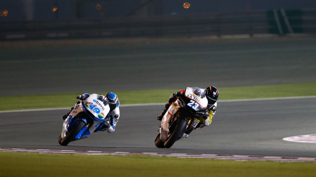 Marcel Schrotter, Desguaces La Torre SAG, Qatar FP2