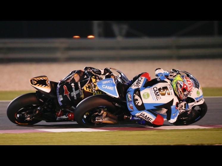MotoGP Season 2013 - 5johannzarco45scottreddingjuevesmoto2 fp1qatar s1d8689 slideshow