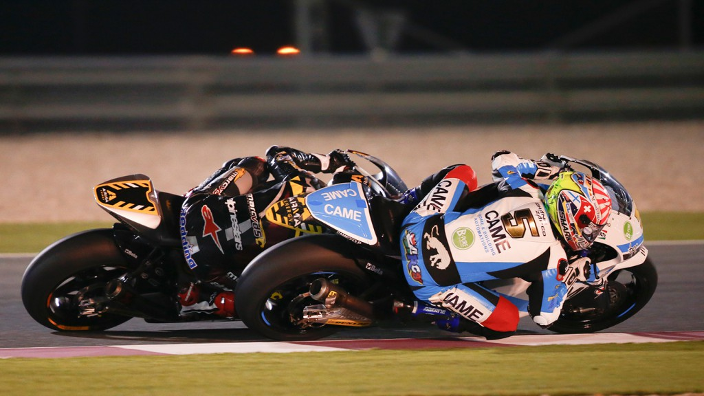 Johann Zarco, Scott Redding, Came IodaRacing Project, Marc VDS Racing Team, Qatar FP1