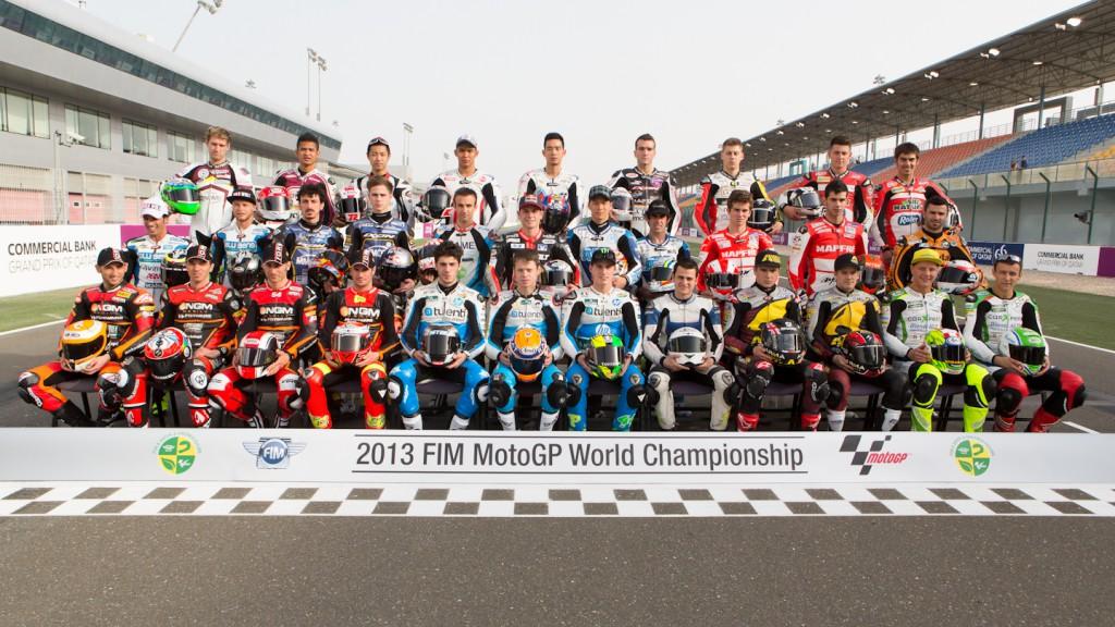 2013 Moto2 Line Up