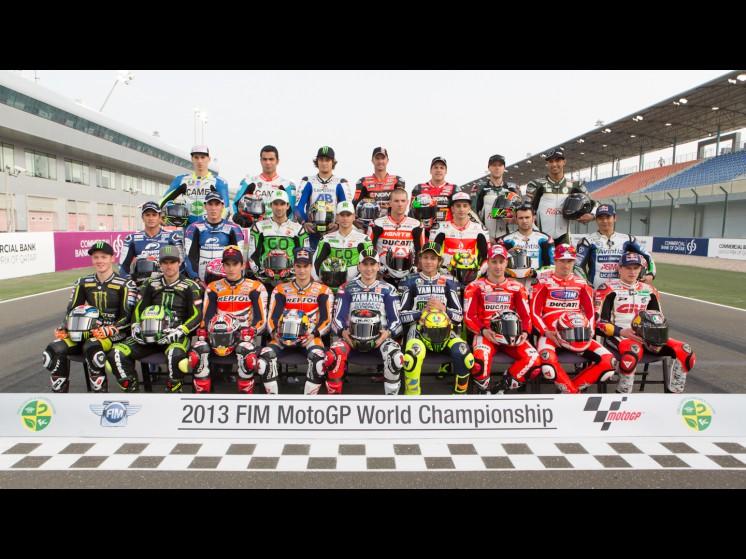 MotoGP Season 2013 -  motogp group slideshow