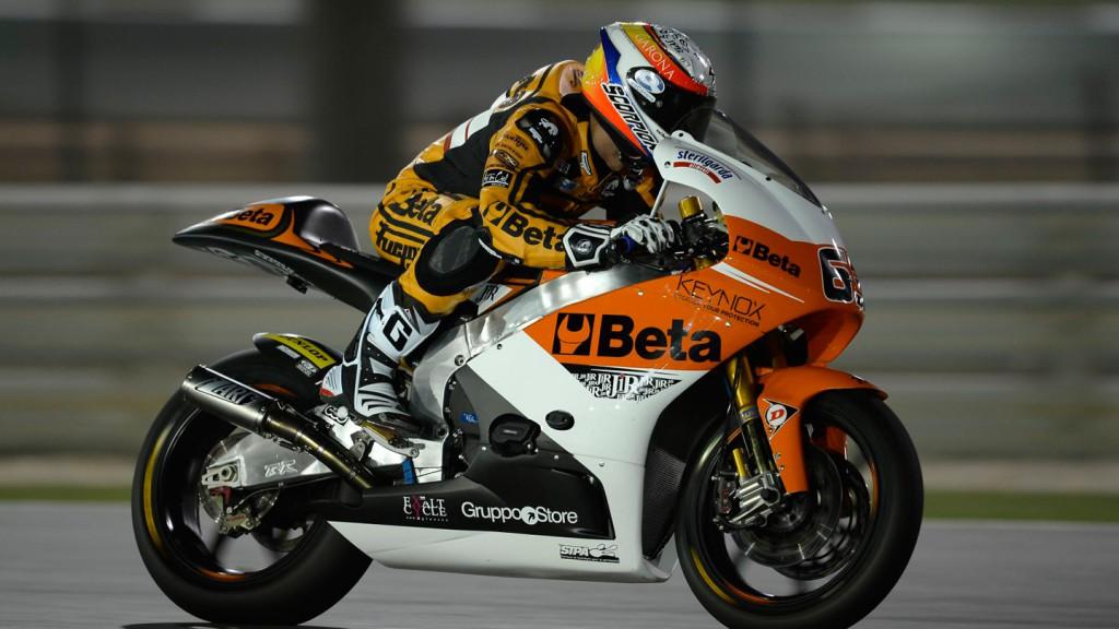 Mike di Meglio, JiR Moto2, Qatar FP2