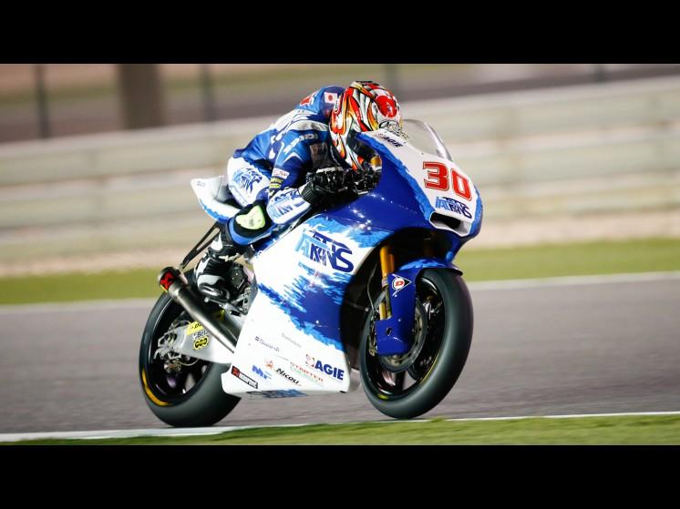 MotoGP Season 2013 - moto2 fp2 slideshow