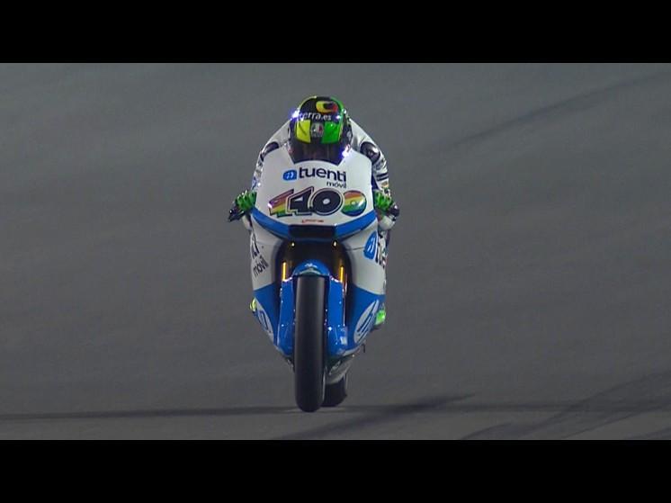 MotoGP Season 2013 - moto2 fp1 espargaro slideshow