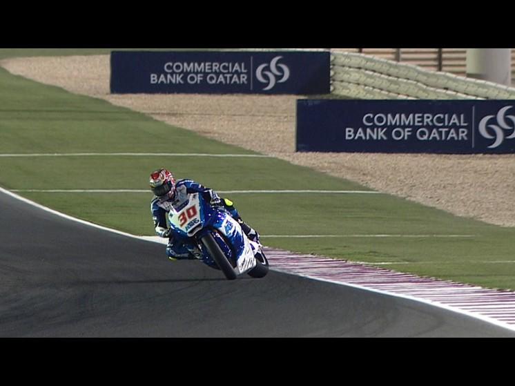 MotoGP Season 2013 - moto2 fp2 nakagami slideshow