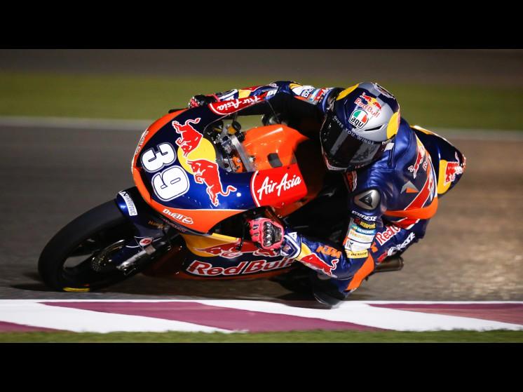 MotoGP Season 2013 - moto3 fp2 slideshow