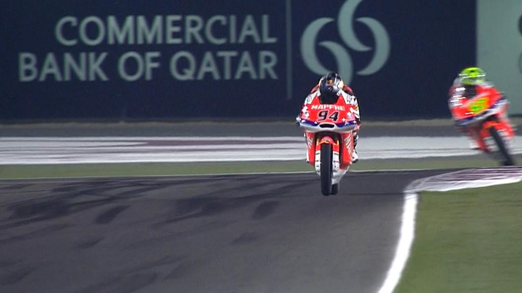 Jonas Folger, Mapfre Aspar Team Moto3, Qatar FP2